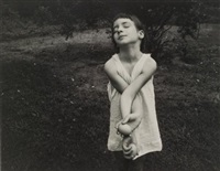 nancy, danville, virginia by emmet gowin