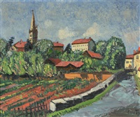 paysage by jean couty