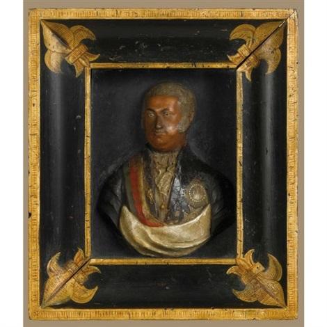 portrait représentant jean vi roi du portugal by anonymous portuguese 19