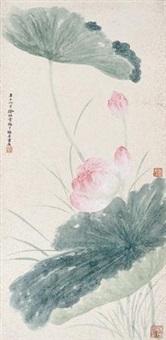 荷花 by xu yue