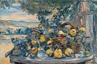 le panier de poires by maurice savreux