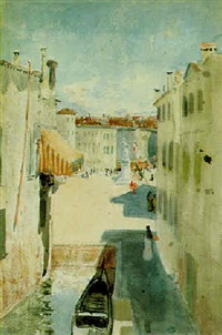 campo san stefano by ralph wormeley curtis