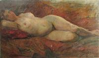 my lady's nude by samuel mützner