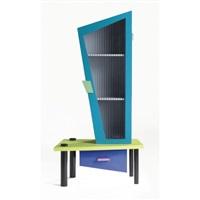 a display cabinet by lloyd schwan and lyn godley