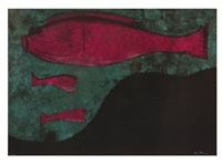 peces by rufino tamayo