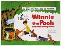 winnie the pooh and the honey tree by walt disney