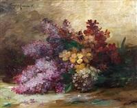 jeté de fleurs by albert tibule furcy de lavault