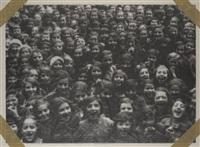 die jüdische schule (issu du portfolio the frozen leopard ii) by christian boltanski
