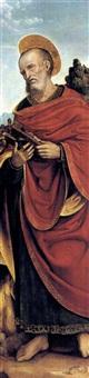 saint peter by alberto piazza