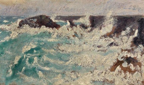 belle ile by jean puy
