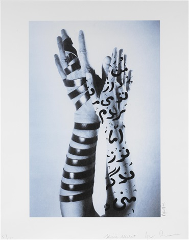 untitled hands by shirin neshat