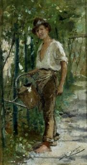 contadino by roberto fontana