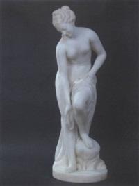 venus bathing by christophe gabriel allegrain