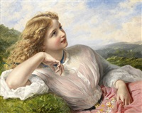 the song of the lark by sophie anderson