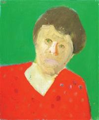portrait of a woman by ori reisman