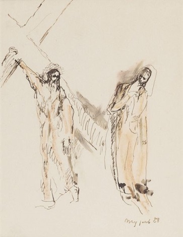 la passion du christ by max jacob