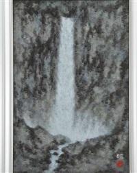 waterfall by akira kaho