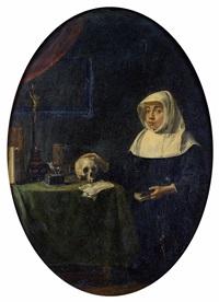 vanité by matheus van helmont