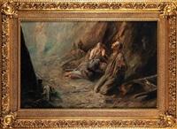 zesłańcy w kopalni na syberii by stanislaw batowski-kaczor