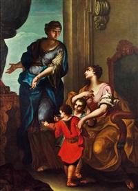 religiöse szene by bartholomäus altomonte