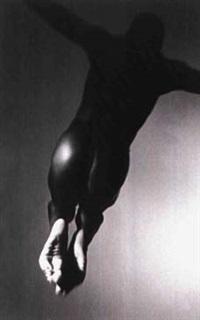 nudo maschile by mamoru horiguchi