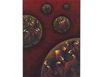 vision cosmique by bernard dreyfus