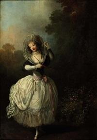 la danseuse by josé camaron y boronat