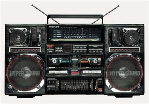 untitled from the boombox series by lyle owerko