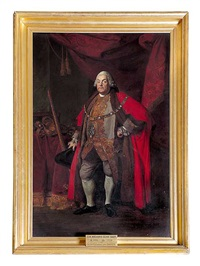 sir richard clyn (lord major of london 1754) by johann joseph zoffany