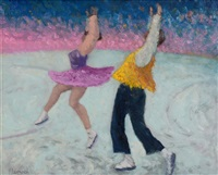 ice skating by patrick leonard