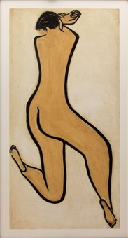 nude by sanyu