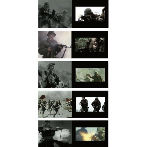 go ahead go ahead in 2 parts 2 dvds by zhang peili