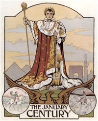 the january century by lucien metivet
