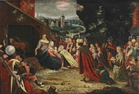 the adoration of the magi by frans francken iii