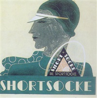 shortsocke by hermann hauschka
