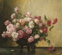 roses by tom roberts