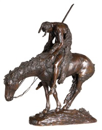 end of the trail by james earle fraser