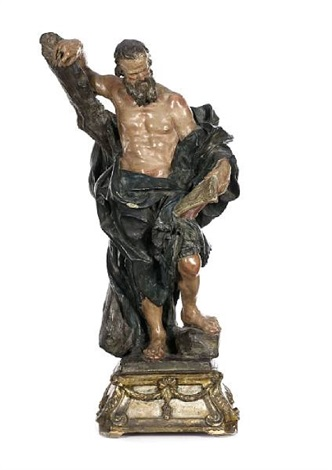 saint andrew by giuseppe sanmartino