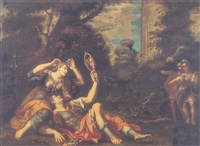 rinaldo and armida by innocenzo tacconi