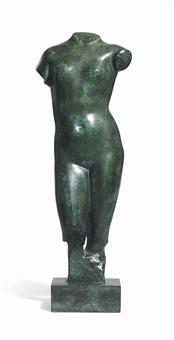 female torso by alphonse legros