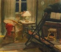 interior by alexander valentinovich sredin