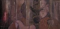 composizione con animali by jindra husarikova