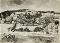 landscape by john minton
