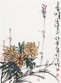 花鸟 by xu linlu