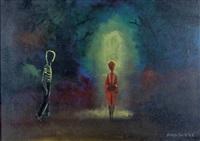 figure by eliano fantuzzi