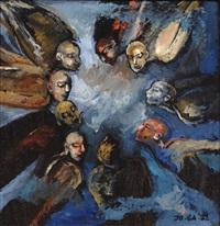nahie setkant (+ smrt harlekina; 2 works) by josefina garalova