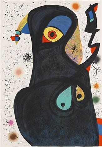 vladimir by joan miró