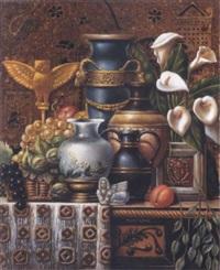still life by theodoros manolidis