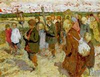 österliche prozession by sergei vasilievich ivanov