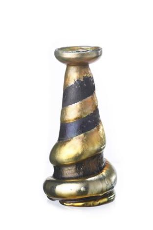 vase by tiffany studios